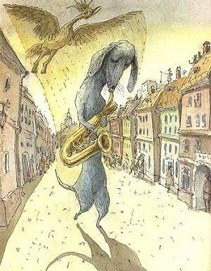 "Концерт ""Моя собака любит джаз"""
