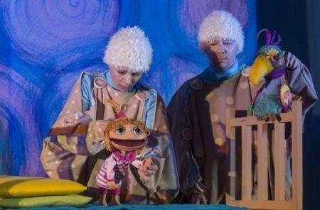 КАК ЗУБКИ НА МАШУ ОБИДЕЛИСЬ. Тюменский театр кукол