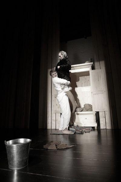 РЕКА ПОТУДАНЬ. Студия театрального искусства
