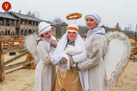Под Киевом на Рождество разыграют вертеп