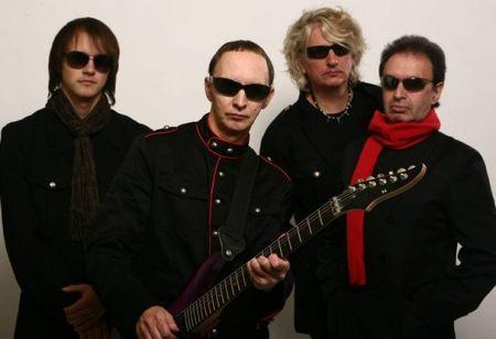 Концерт группы Пикник в г. Москва. 2015 (5 апреля)