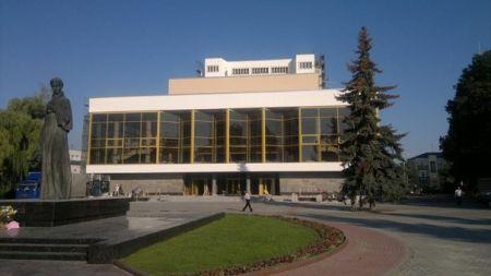 ГІСТЬ. Волинський театр ім. Т. Г. Шевченка