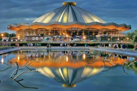 ЦАРЕВНА-НЕСМЕЯНА. Большой цирк на проспекте Вернадского