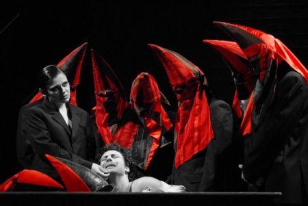 Спектакль Кабала святош. Омский государственный академический театр драмы