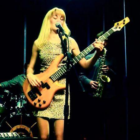 Концерт Nataly Kozlova Funk Corporation. Джаз-клуб «Союз Композиторов»