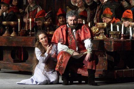 Опера Царская невеста. Красноярский государственный театр оперы и балета