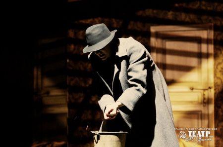 Преступление и наказание. Красноярский театр им. А. С. Пушкина