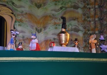 МУХА-ЦОКОТУХА. Чувашский театр кукол