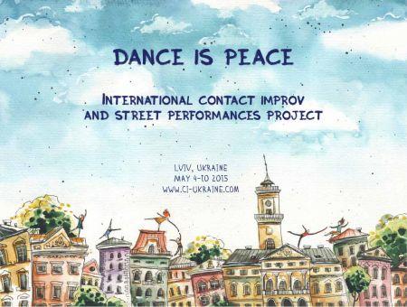 Dance is peace 2015 (4-10 травня)