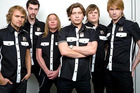 Концерт группы Би-2 в г. Новосибирск. 2014
