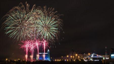 День города в Сургуте 2021. Праздничные мероприятия