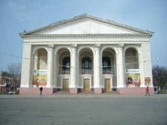 херсонский театр,афиша,серпень,