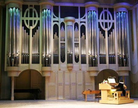 Концерт «Движение в звуке». Самарская государственная филармония