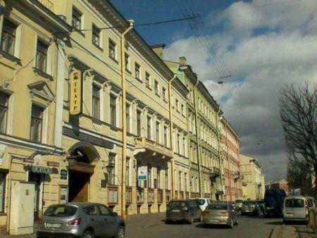 Полтава. Театр ПУШКИНСКАЯ ШКОЛА