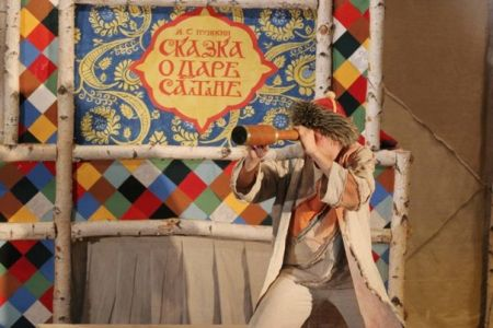 Спектакль Сказка о царе Салтане. Свердловский государственный академический театр драмы