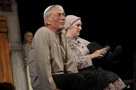 Баллада Инвалидной улицы. Ивановский драматический театр