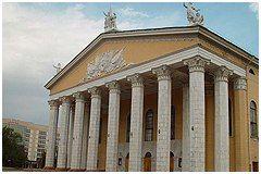 Будушее в настоящем. Кыргызский национальный академический театр оперы и балета им. Абдыласа Малдыбаева