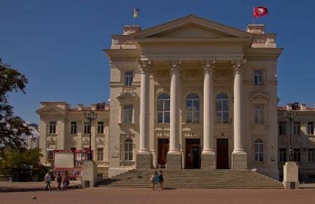 Новогоднее шоу. Севастопольский театр танца