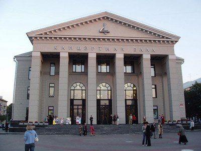 Концерт вокальной музыки. Белорусская государственная филармония