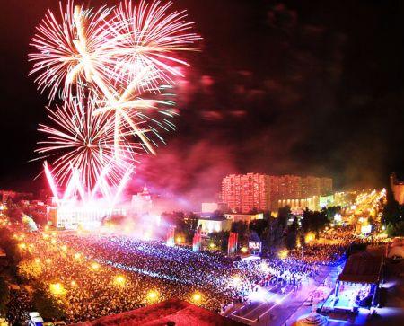 День города в Солигорске 2021. Программа праздника