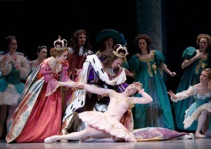 Балет Спящая красавица. Пермская филармония