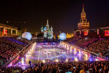 Фестиваль Спасская башня 2021