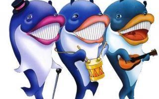 Три кита Президентского оркестра. Московский дом музыки