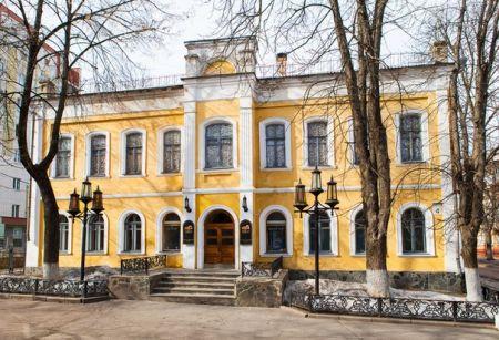 КРИХІТКА ЦАХЕС. Чернігівський Молодіжний театр