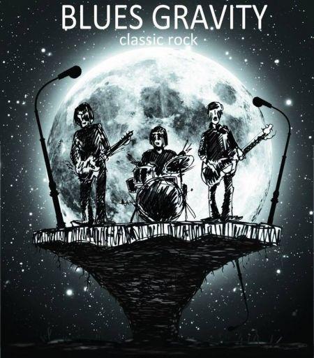 Blues Gravity. Московский дом блюза