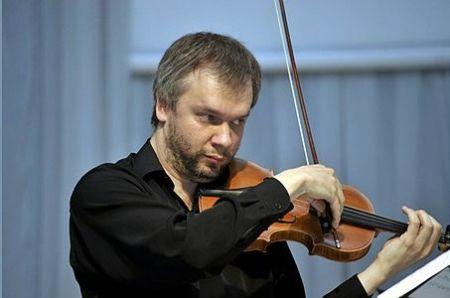 Концерт Шедевры скрипичной музыки. Мурманская областная филармония