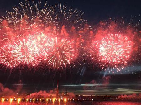 День города в Санкт-Петербурге 2021. Программа праздника