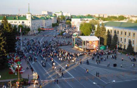 День города в Барановичах 2021. Праздничные события