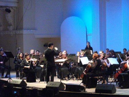 Концерт «Венские классики». Оренбургская филармония