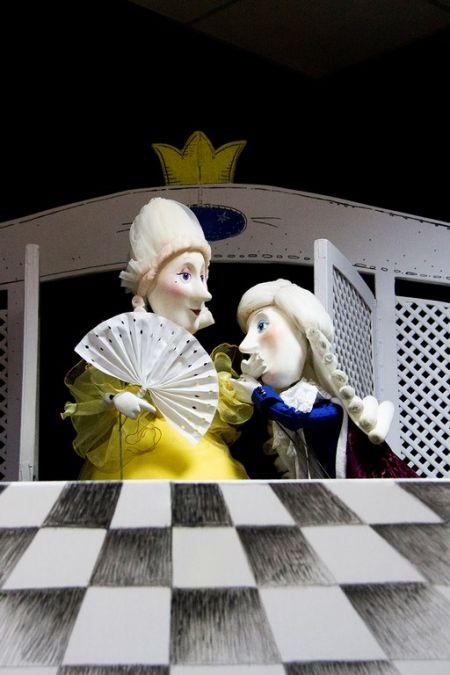 Принцесса на горошине. Ставропольский театр кукол