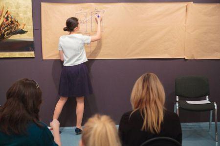 Мастер-класс Как организовать выставку с нуля?