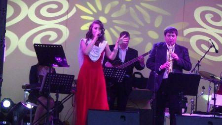 Группа Олега Матвеева Classy Jazz и Дарья Дари. Джаз-клуб «Союз Композиторов»