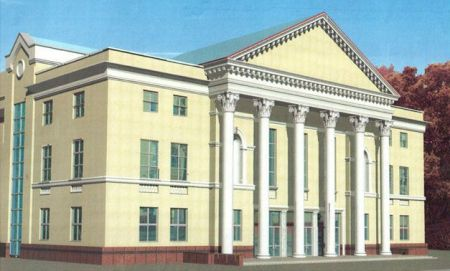 Сыграем в дружную семью. Белорусский молодежный театр