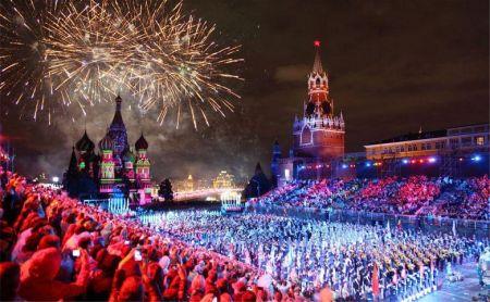 День города в Москве 2018. Полная программа