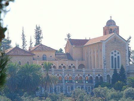 Монастырь Латрун