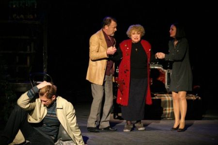 моя дорогая памела Молодой театр киев
