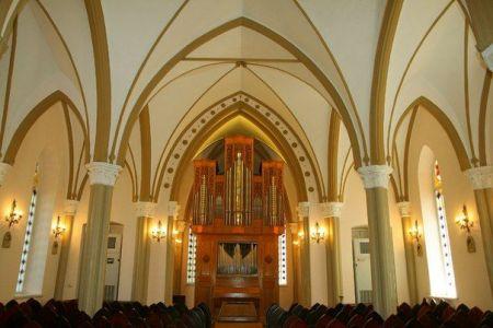 Концерт «Королевство органных труб»