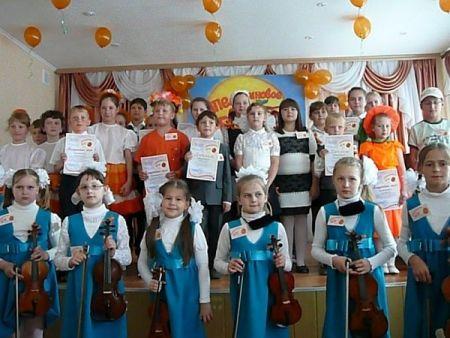 Детский фестиваль АПЕЛЬСИНОВОЕ ЛЕТО. Галерея Нагорная