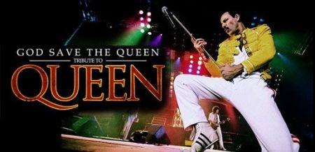 God Save The Queen. Московский дом музыки