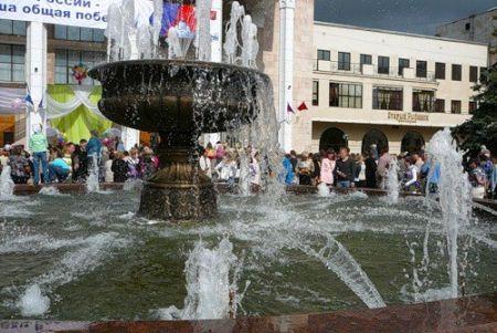 Рыбинск. День города 2013. Программа мероприятий