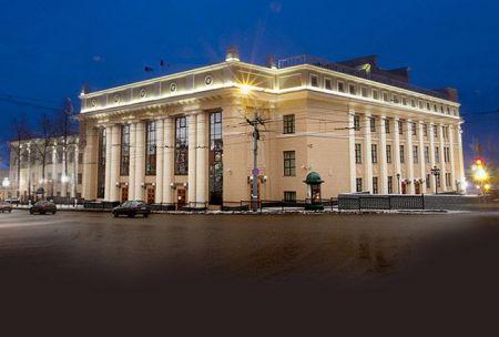 Вечера на хуторе близ Диканьки. Русский театр Удмуртии