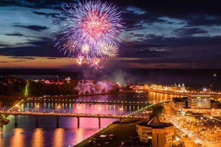 День города в Чебоксарах 2020. Расписание праздника