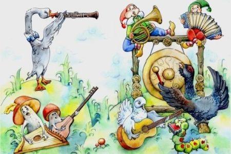 Детям! «Музыкальная азбука». Тольяттинская филармония