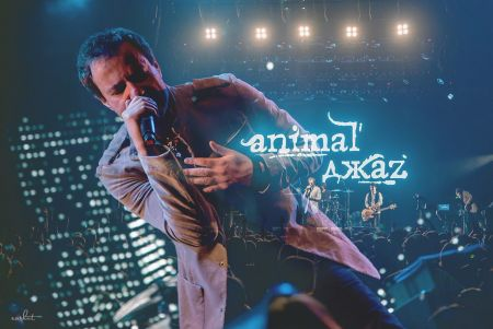 Animal Джаz на фестивале Доброфест 2018