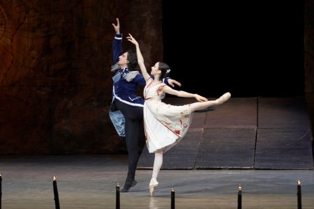 Юнона и Авось. Красноярский театр оперы и балета