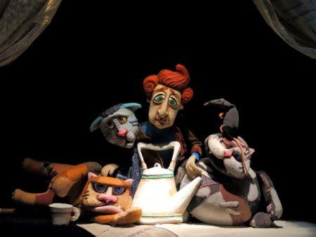 ФЕДОРИНО ГОРЕ. Театр кукол Бродячая Собачка